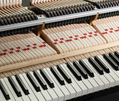 Kawai GX2 klaviatur