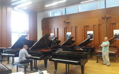 Bösendorfer 214 Vienna Concert. Snart i våre lokaler for prøvespill!